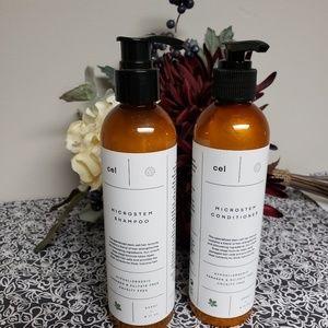 Cel Microstem Shampoo & Conditioner 8oz bottles